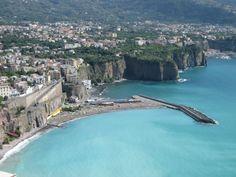 Meta di Sorrento near Naples, Italy
