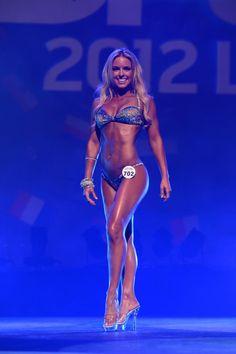 2012 WBFF Pro Diva Bikini World Champion Lindsay Messina | World Beauty Fitness & Fashion Inc.