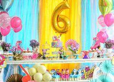 Ideas de Decoración de Soy Luna para Cumpleaños y Fiestas Temáticas
