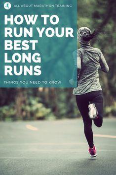 long distance running Running Race, Running Training, Running Tips, Weight Training, Running Quotes, Running Motivation, Half Marathon Training Plan, Running Techniques, Long Distance Running