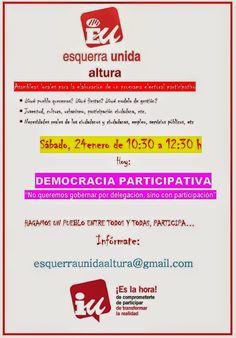 El Informal Segorbino: EUPV  Altura se abre a la sociedad civil