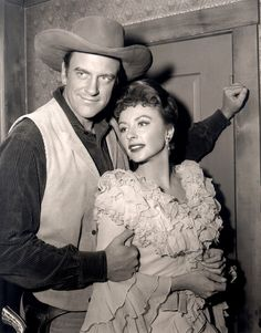 Image result for marshall dillon and miss kitty