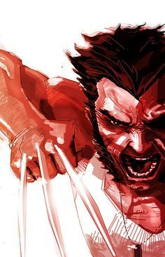 Wolverine by *nefar007