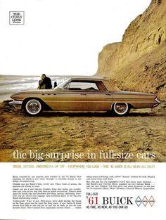 1961 Buick Special 4-Door Hardtop