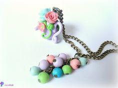 Flowery teapot (30 LEI la LoveMade.breslo.ro)