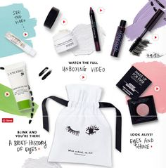 Sephora Play, for products straight from the Sephora shelves and picked for your…