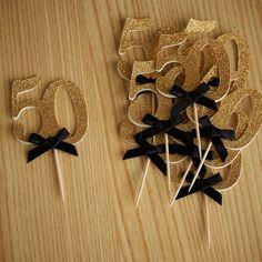 50 birthday ideas 50th decor