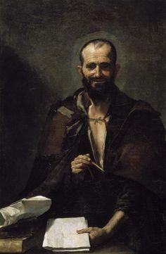 Arquímedes (1630), José de Ribera.
