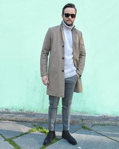Samsøe og samsøe str 46 ________________________________________________________ Sweater #Woolrich Pants #Dondup  Shoes #RMWilliams #høyerbergen #jackets