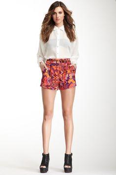 Mara Hoffman high waist short