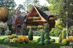 Znalezione obrazy dla zapytania dom w lesie