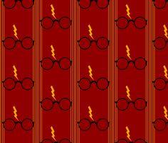 Harry fabric by smallpirates on Spoonflower - custom fabric