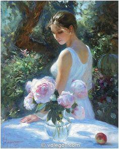 LIGHTNESS OF BEING, painting,