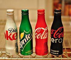 Food C, Fun Food, Coca Cola Bottles, Soda Bottles, Vintage Bottles, Diet Coke, Bottle Design, Pepsi, How To Lose Weight Fast