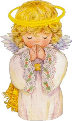Little Angel - By: Artist Lisi Martin Christmas Angels, Christmas Art, Vintage Christmas, Christmas Greetings, Angel Images, Angel Pictures, Clipart Noel, Pintura Country, Angels Among Us
