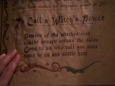 All Images of Witchcraft | Powers - Charmed Wiki - For all your Charmed needs!