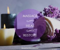 Healing mobile massage therapy from licensed massage therapists that truly listen and are dedicated to help deliver daily restoration - RenewingWellness. Massage Clinic, Massage Logo, Massage Quotes, Hand Massage, Massage Meme, Spa Quotes, Facial Massage, Massage For Men, Massage Tips