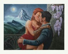 Love this feyre and Rhys (source unknown)