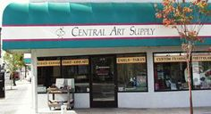 Welcome to Central Art Supply! We've been serving the artist community in Southern Oregon for 33 years! Art Supplies, Oregon, Community, Explore, Outdoor Decor, Artist, Southern, Image, Gifts