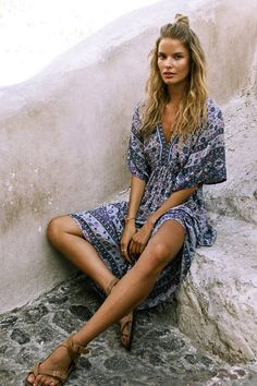 Kombi Folk Dress | Spell Designs | Covetboard