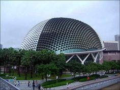 The Esplanade Concert Hall, Singapore - 40 Bizarre and Incredible Building Design – Part 2