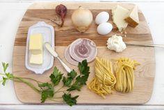 Three Cheese Tagliatelle - week of September 24th! #dineinfresh