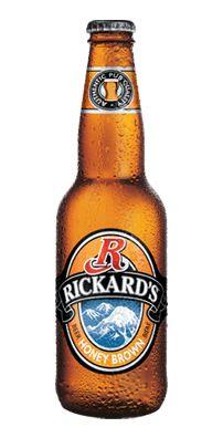 Rickard's Honey Brown - Molson Brewery