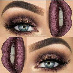 Eye Makeup Tips.Smokey Eye Makeup Tips - For a Catchy and Impressive Look Makeup Goals, Beauty Makeup, Hair Makeup, Beauty Tips, Beauty Products, Makeup Products, Hair Beauty, Body Makeup, Beauty Trends