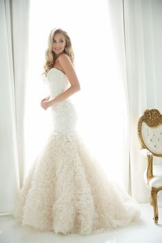 I am truly a sucker for beautiful wedding dresses–from the curve-hugging fitted styles to the fun textured skirts and flowing cropped tops. This upcoming bridal season is going to be over-the-top exciting as designers roll out some of the best designs ever! Before you book your next bridal appointment, check out a few of our absolute favorite styles that […]