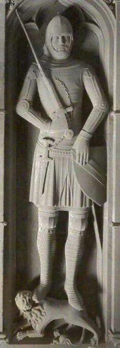 Rudolph IV. von Baden-Durlach, 1348.