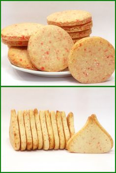 Christmas peppermint cut out cookies!!  and TONS of other AMAZING recipies - best cookie recipe website EVER!