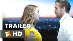 La La Land trailer plays out like a beautiful music video for a love song.