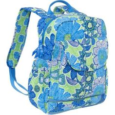 Vera Bradley Bookbag (Doodle Daisy) Vera Bradley. $84.99. Save 13%!