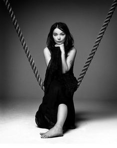 marc hom Björk, singer, New York City, USA, 1998