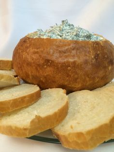 Spinach Dip || The best Spinach Dip you will ever make resides here! Enjoy this delicious app!