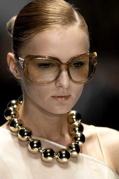 c332f873d90 Laura Biagiotti at Milan Fashion Week Spring 2007. Big SunglassesLaura ...