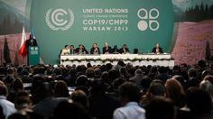 133 Countries Walk Out of U.N. Climate Meeting Over Global Warming Compensation Row.