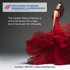 If you are looking for the best Fashion, Apparel & Interior Design,Decoration College in Bangalore, NITTEFTID is the right place to start your dream career. Interior Design Colleges, Decor Interior Design, Fashion Technology, Apparel Design, Ball Gowns, Cool Style, Join, Fashion Outfits, Formal Dresses