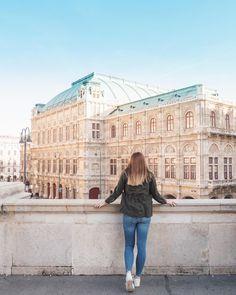 "Iris 🌸 Travel & Lifestyle on Instagram: ""Vienna my love ❤️ What's your favorite city? . . . #viennaopera #vienna #viennastravel #wonderlustvienna #wonderful_places #topviennaphoto…"" Vienna Austria, Wonderful Places, Iris, Opera, Instagram Travel, Lifestyle, City, Opera House, Cities"