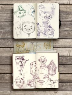 SKETCH by Giovanni Maisto , via Behance