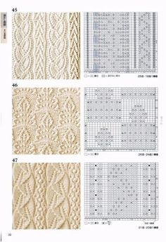 260 Knitting Pattern Book by Hitomi Shida 2016 — Yandex.View album on Yandex.The Common Thread — knitting patterns - keepersa caelo usque ad centrum - from the sky into the center. A collection of pictures: Colors - threads,. Lace Knitting Stitches, Lace Knitting Patterns, Cable Knitting, Knitting Charts, Lace Patterns, Knitting Designs, Knitting Projects, Stitch Patterns, Pattern Books