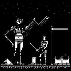 悪魔討伐の騎士_The knight kills the devil
