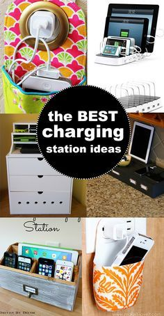 sweet home charging station ideas. The BEST charging station ideas  DIY Charging Station the perfect spot to keep all your electronics
