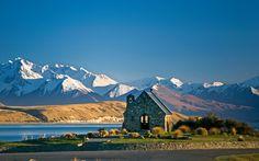 New+Zealand+Scenery | Description: Lake Tekapo Scenery New Zealand Wallpaper is Wallapers ...