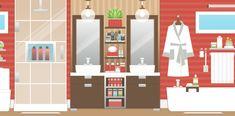 Bathroom Remodeling Tips - Creative News & Research Inc. Research, Real Estate, Bathroom, News, Creative, House, Home Decor, Washroom, Homemade Home Decor