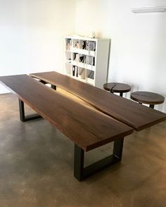Conference Table Meeting Room Table CoWorking Table Community - Rolling conference table