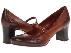 Naturalizer Jepson Rusty Tan/Coffee Bean Leather - Zappos.com Free Shipping BOTH Ways