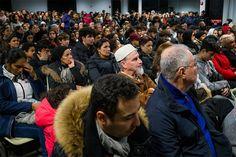Ado tué à L'Île-des-Soeurs: une cérémonie en soutien à lafamille
