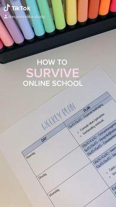 Middle School Hacks, High School Hacks, High School Life, Life Hacks For School, School Study Tips, Back To School Tips, High School Essentials, School Supplies Highschool, College School Supplies
