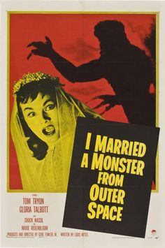 85765: I Married a Monster from Outer Space (Paramount, : Lot 85765